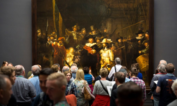 The Night Watch: Rembrandt painting to be restored under world