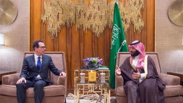 Representantes de Arabia Saudita y EE.UU. se reúnen en pleno escándalo por la muerte de Khashoggi