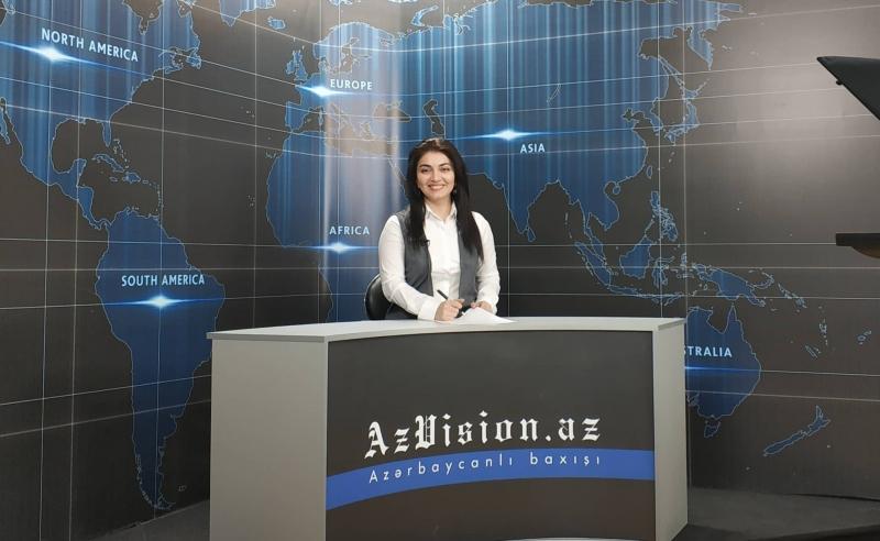 AzVision News: İngiliscə günün əsas xəbərləri (1 oktyabr) - VİDEO