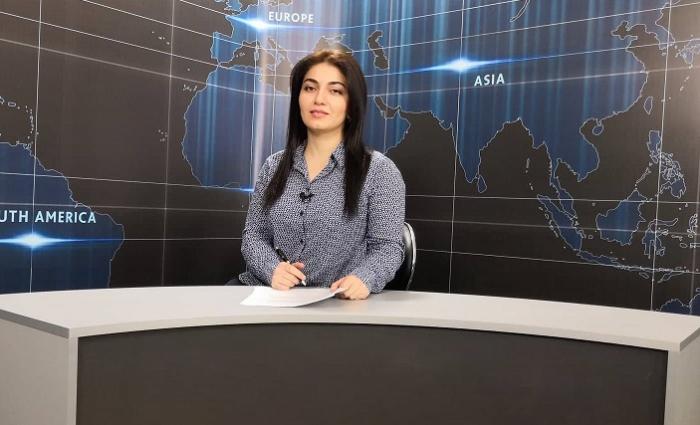 AzVision News: İngiliscə günün əsas xəbərləri (15 oktyabr) - VİDEO
