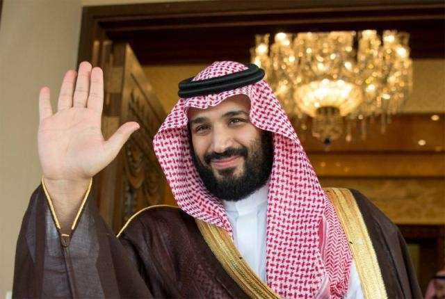 Saudi crown prince says sovereign wealth fund will surpass $600 billion target by 2020