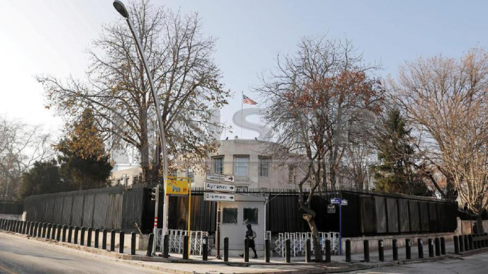Turkey names new US embassy street