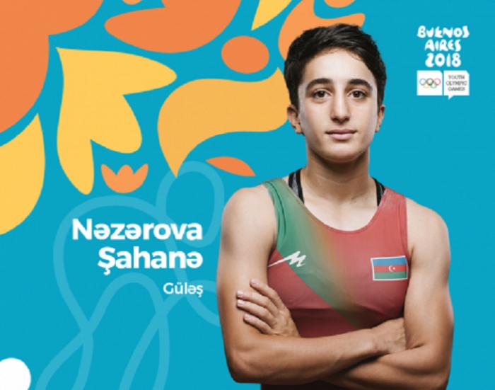 Güləşçimiz Olimpiadada bürünc medal qazanıb