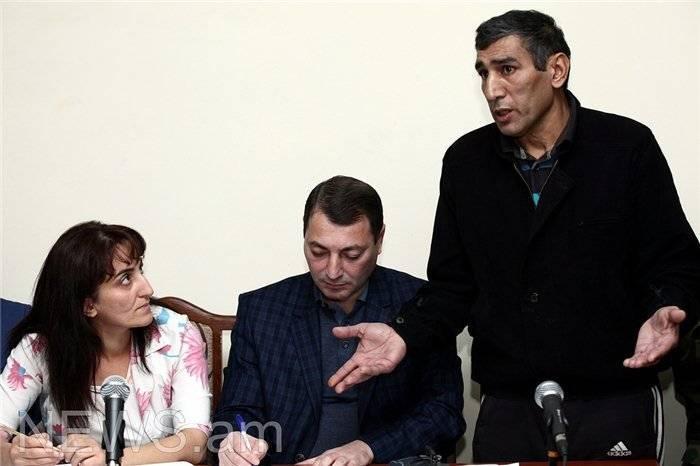 La familia del rehén de Kalbadzar espera una llamada del CICR