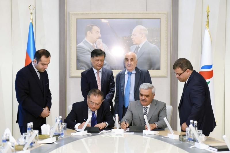 SOCAR və Çin şirkəti birgə müəssisə yaradıb