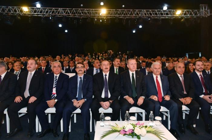 Cérémonie d'inauguration de la raffinerie «Star» s'est déroulée à Izmir - Mise à Jour, PHOTOS