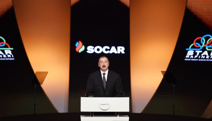 Ilham Aliyev: «La Turquie, une puissance mondiale, grâce au leadership d