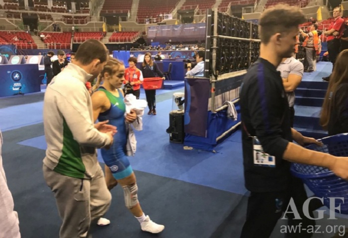Stadnik dünya çempionatının finalında
