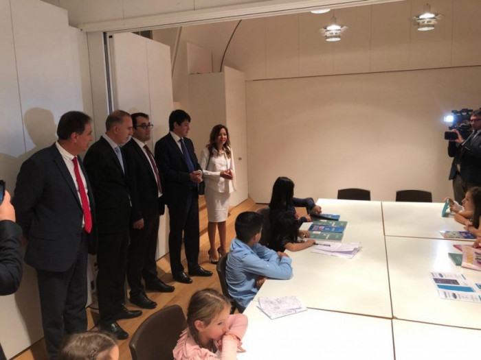 "Coordination Council of Azerbaijanis founded, ""Karabakh"" school inaugurated in Switzerland"