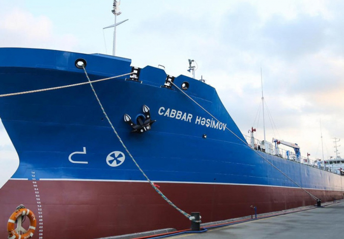 Tanker of Azerbaijan Caspian Shipping Company commissioned after overhaul