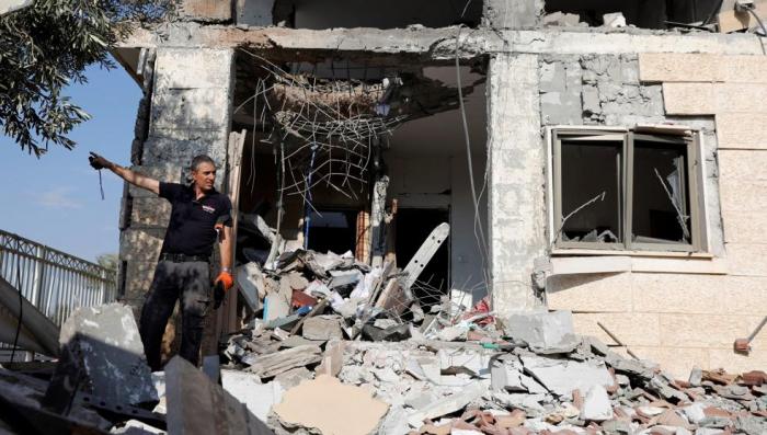 Dos misiles lanzados desde Gaza desatan una nueva escalada