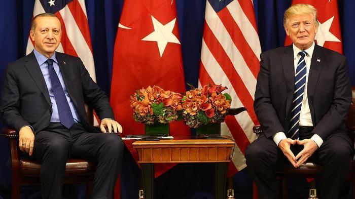 Erdogan et Trump se sont entretenus au téléphone