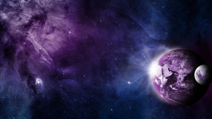 """Sugieren que la Tierra pudo ser un """"planeta morado"""""""