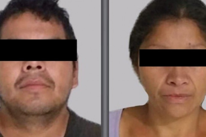 Mexique: un couple arrêté avec des restes humains