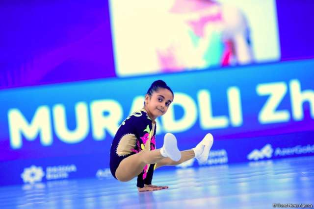 4th Open Azerbaijan & Baku Aerobic Gymnastics Championships kick off