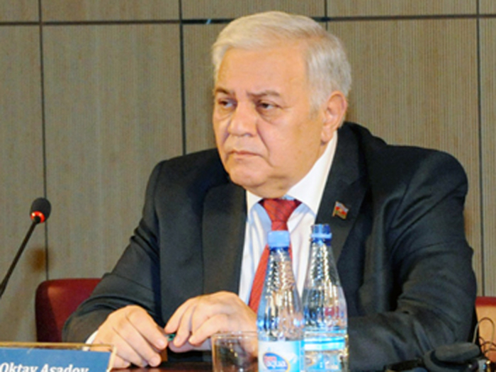 Azerbaijani parliament speaker gives weighty response to lies of Armenian MP