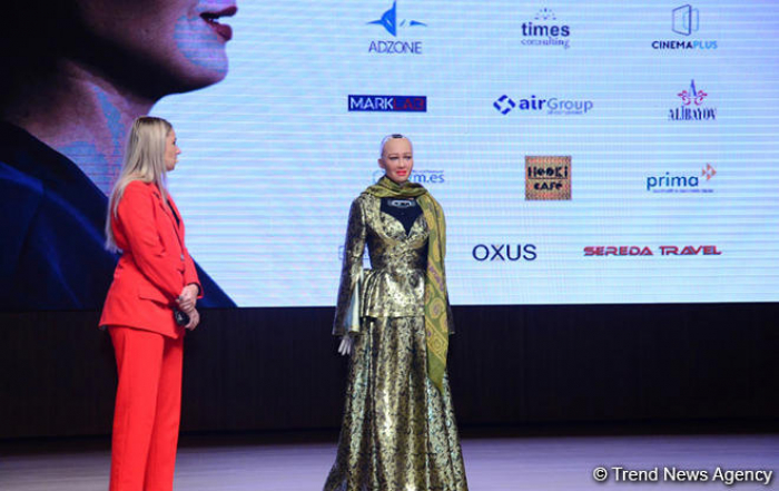 Robot Sophia: Azerbaijan has huge potential to transform into regional innovation hub