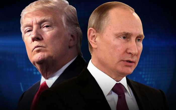 Putin Trampa Parisdə görüşməyi təklif edib