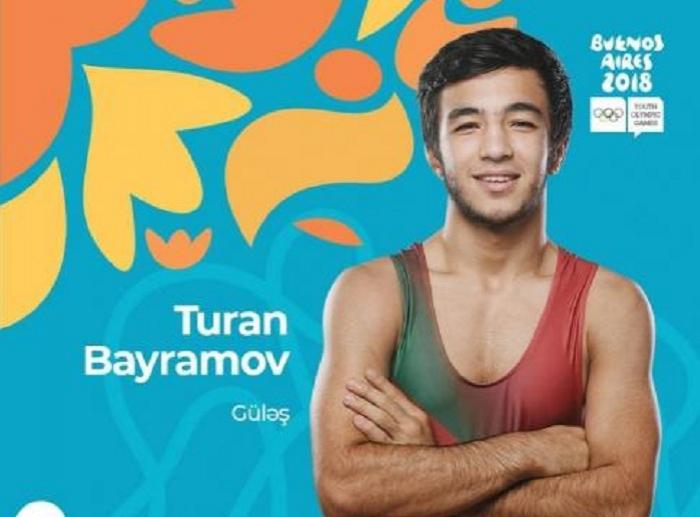 Jeux olympiques de la jeunesse d'été: un lutteurazerbaïdjanais devient champion