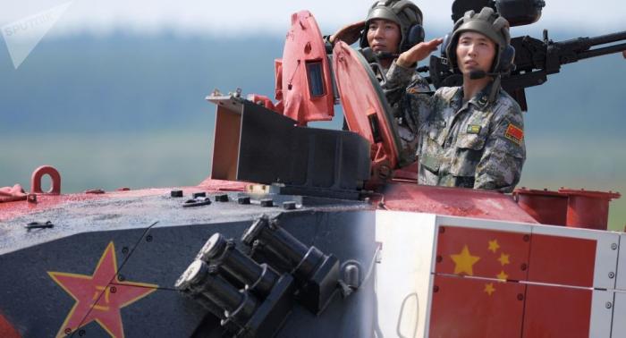 الصين عازمة على تطوير التعاون العسكري مع روسيا