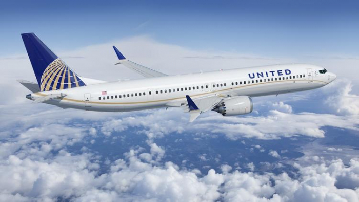 United Airlines flight makes emergency landing after left engine blows