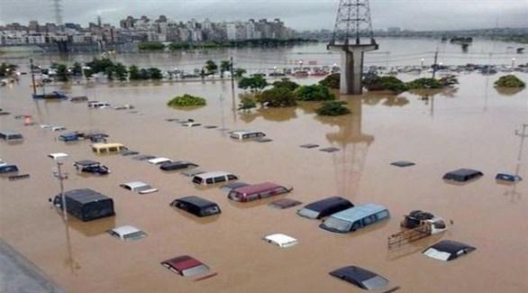 تونس: مقتل شخصين على الأقل وتعطيل الدراسة ووسائل النقل بسبب الأمطار الغزيرة