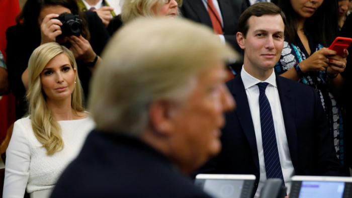 """El yerno de Trump habría evadido impuestos durante años gracias a una """"maniobra"""" para reducirlos"""