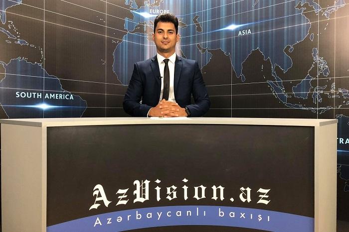 AzVision Nachrichten: Alman dilində günün əsas xəbərləri (11 oktyabr) - VİDEO