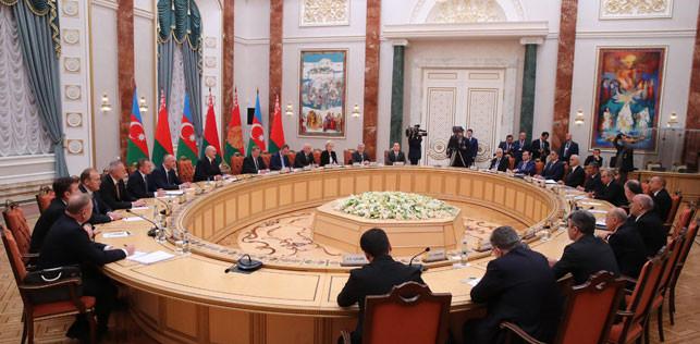 Azerbaijan, Belarus signed bilateral documents