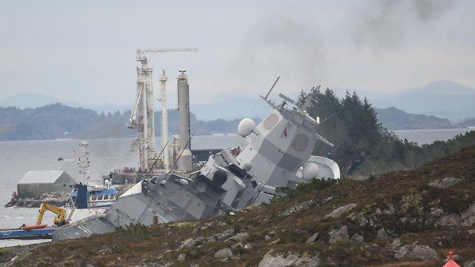 Funk-Verkehr belegt Warnungen an Fregatte
