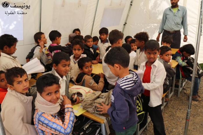 منظمة بريطانية تقدر وفاة 85 ألف طفل يمني بسبب سوء التغذية
