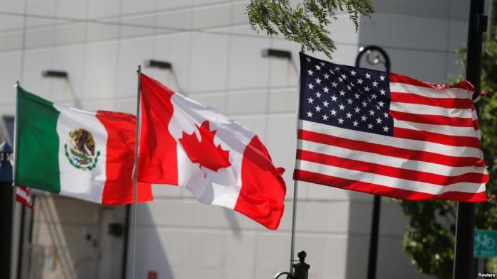 Yeni NAFTA müqaviləsi imzalanacaq