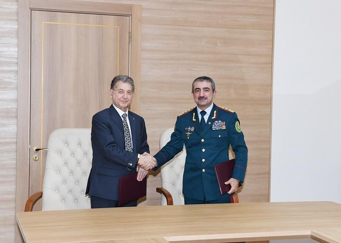 """DSX ilə AMEA arasında """"Niyyət Sazişi"""" imzalanıb - Fotolar"""