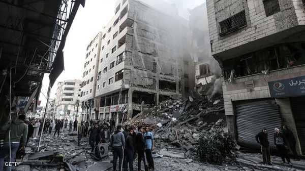 غارات جديدة على غزة.. وارتفاع عدد القتلى الفلسطينيين