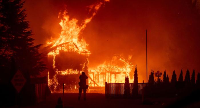 ارتفاع عدد قتلى حرائق غابات كاليفورنيا إلى 76 شخصا وأكثر من ألف مفقودين