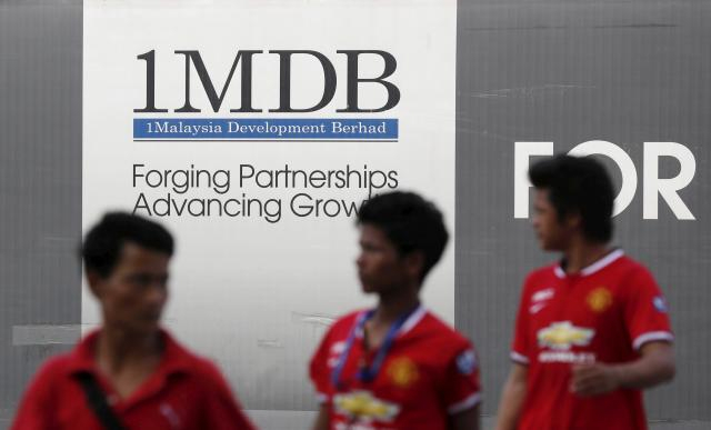 Malaysian financier