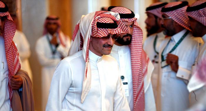صحيفة تكشف سر اتصال مكتب ولي العهد السعودي بالوليد بن طلال