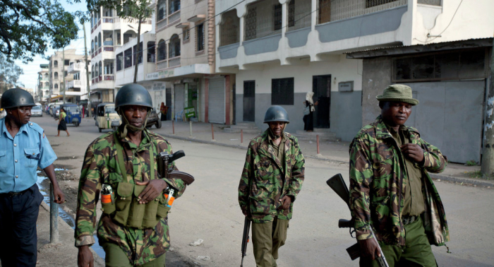 Kenyan police detain 14 people over kidnapping of italian citizen - Reports