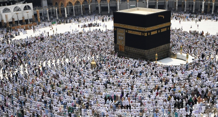 Saudi Arabia bans muslims from Israel and Palestine from Mecca