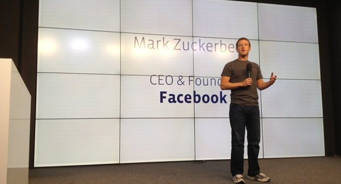 Zuckerberg says not planning to step down as Facebook CEO