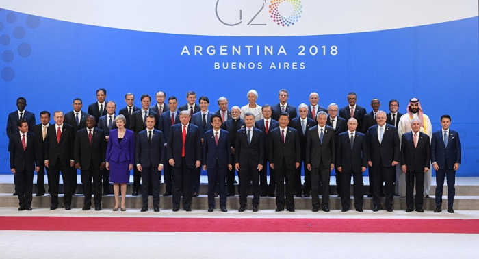 G20 Summit Kicks Off in Buenos Aires, Argentina - UPDATES