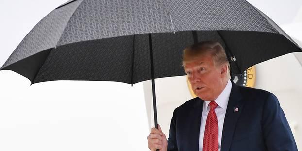 11-Novembre : Trump annule la visite d