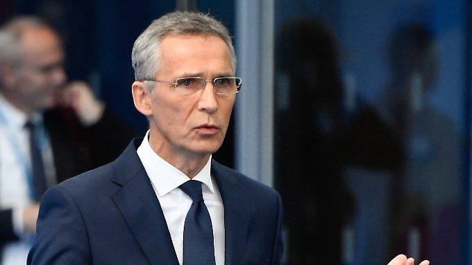 Optimistischer Nato-Chef besucht Kabul