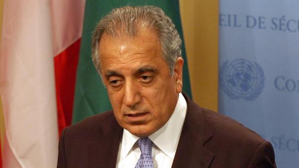 خليل زاد يأمل التوصل الى اتفاق مع طالبان