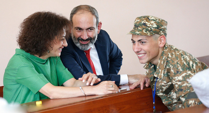 Ermənistan ordusunda rüsvayçılıq-