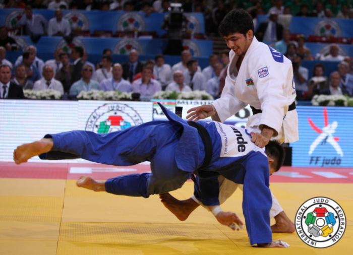 Azerbaiyán domina última fecha en Gran Prix de Judo