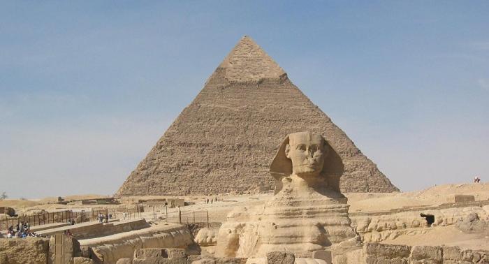 Doch keine Aliens: Forscher entschlüsseln Rätsel des Pyramiden-Baus
