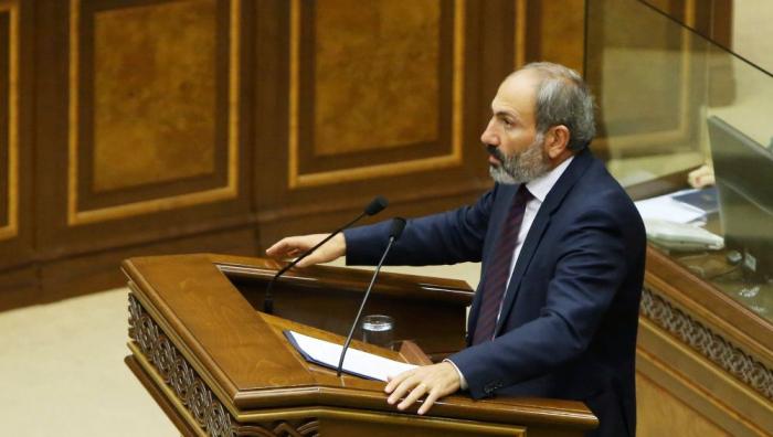 Primer ministro interino de Armenia Pashinián visita Nagorno Karabaj