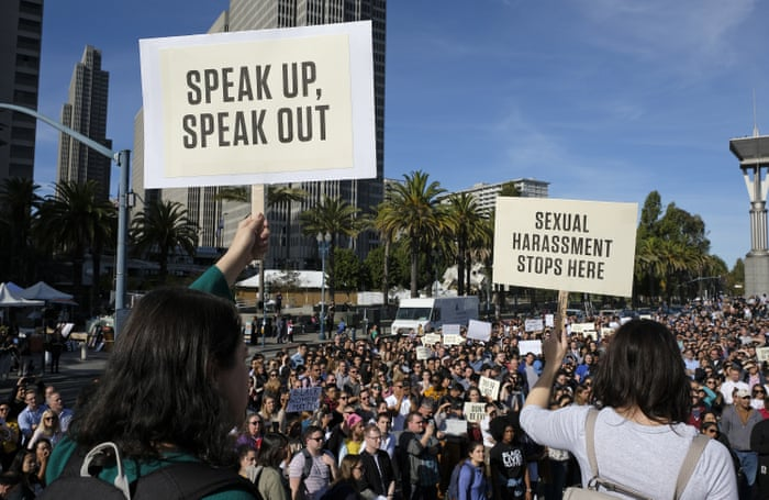 Google walkout: global protests after sexual misconduct allegations