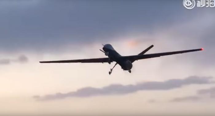 """Chinas """"tödlichste Drohne"""" zeigt ihr Können – VIDEO"""
